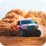 Crazy Monster Truck Icon