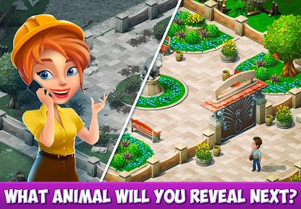 Family Zoo: The Story 1.3.2 MOD (Unlimited Money) 1