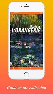 Musee de L' Orangerie Guide - náhled