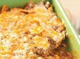Enchilada Casserole Recipe