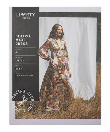 Beatrix Maxi Dress