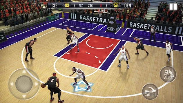 Fanatical Basketball apk screenshot