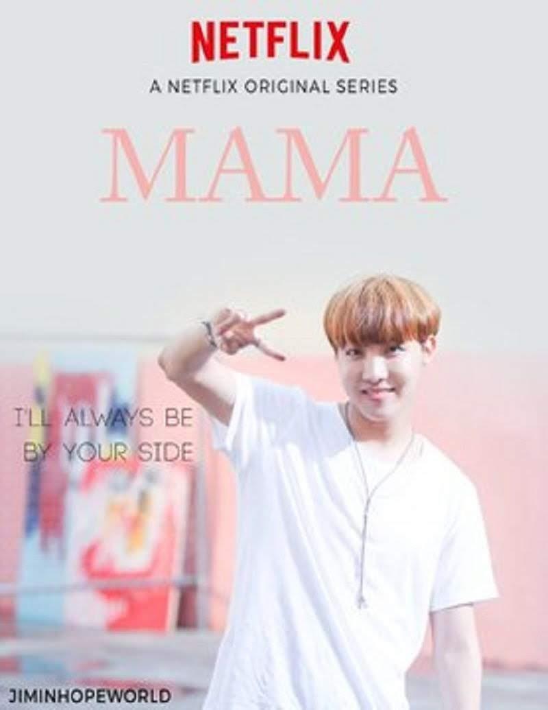 J-Hope mama fan art