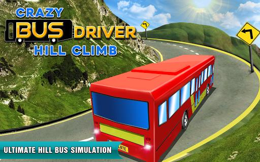 無料模拟Appのクレイジーバスドライバ:ヒルクライム|記事Game