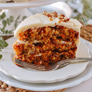 Our Favorite Carrot Cake.