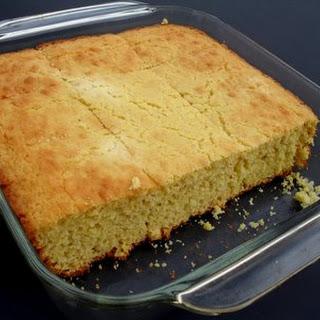 Clean Eating Corn Bread.