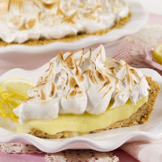 Sweet Tea Lemon Icebox Pie