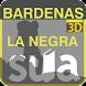 Bardenas - La Negra 1.25 000