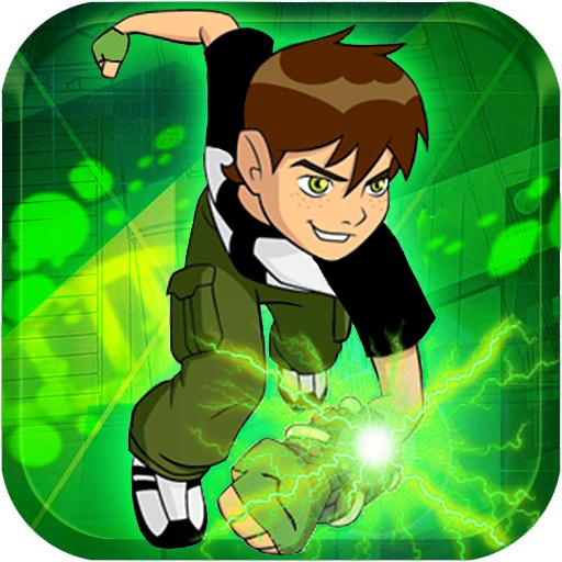 Little Boy Ben Hero Timer - Best Ben Alien Game