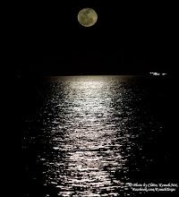 Photo: 7th Street Moon Kemah, TX Saturday Night.