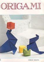 Photo: Origami Sakata, Hideaki Japan Publications 1984 paperback 66 pp ISBN 0870405802