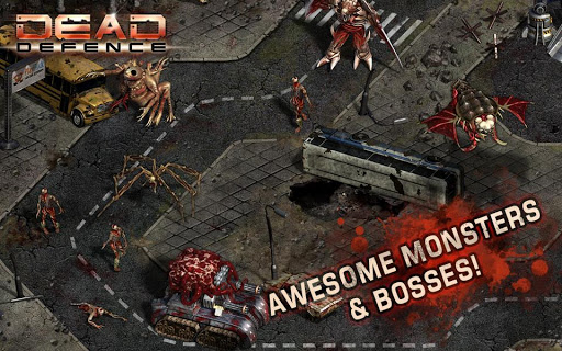 ? Dead Defence screenshot 4