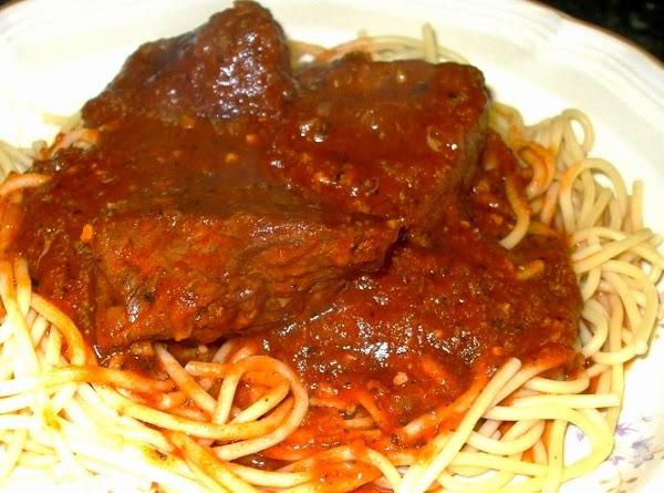 Creole Spaghetti And Daube Recipe