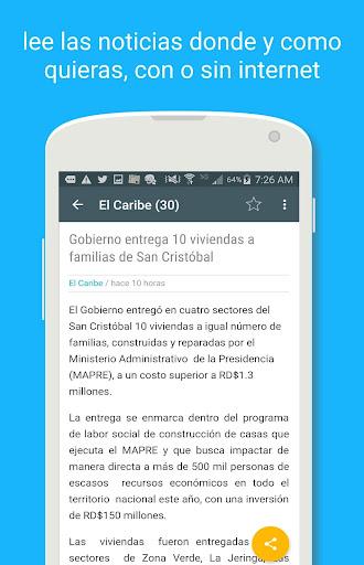 PERIÓDICOS R.D (No Internet) screenshot 3