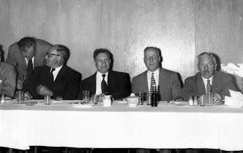 Photo: George Ostiguy (I'll take a 50!), Ernest Szekely, Bunny Stotesbury, John Fox