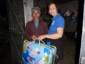 Photo: Phát Mền cho người nghèo ơ Vô Hốt/Ninh Bình
