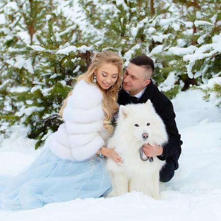 Wedding photographer Irina Ivanova (irinaivanovafoto). Photo of 10.02.2018