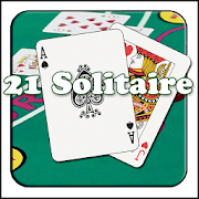 21 Solitaire Game FREE
