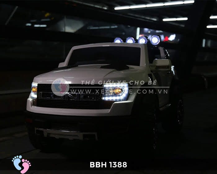 xe o to dien cho be Ford Ranger BBH-1388 4