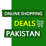 Online Shopping Deals Pakistan Icon