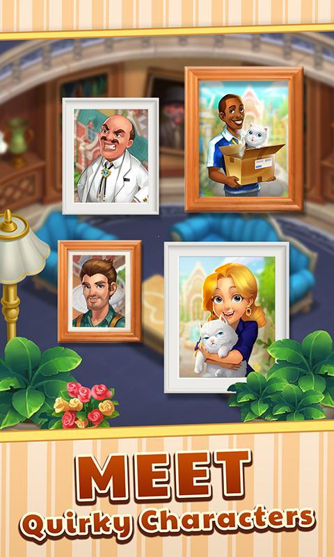 Play Matchington Mansion Game