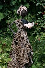 Photo: Leopard lady - sold
