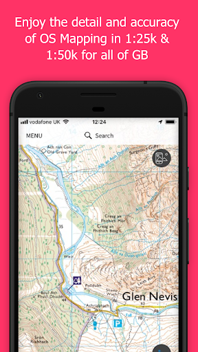 OS Maps 2.0.15.777 screenshots 1