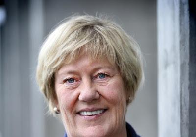 Mieke De Clercq zou wel eens de eerste vrouwelijke voorzitter van de KBVB kunnen worden