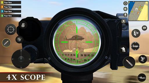 Code Triche Survival Shooter : First Person Shooter Games 2020 APK MOD screenshots 3