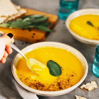 Pumpkin Sage Soup Recipes