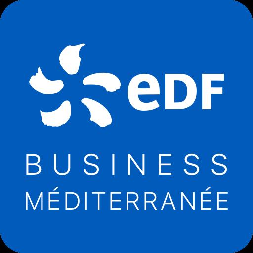 EDF BUSINESS MEDITERRANEE Icon