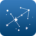 Dark Night Sky View Guide Map icon