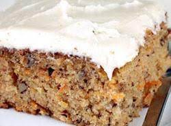 Carrot Cake With Character