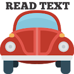 Read new text messages Icon