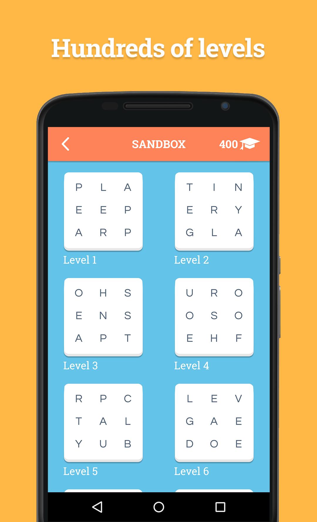 Word Academy screenshot #3