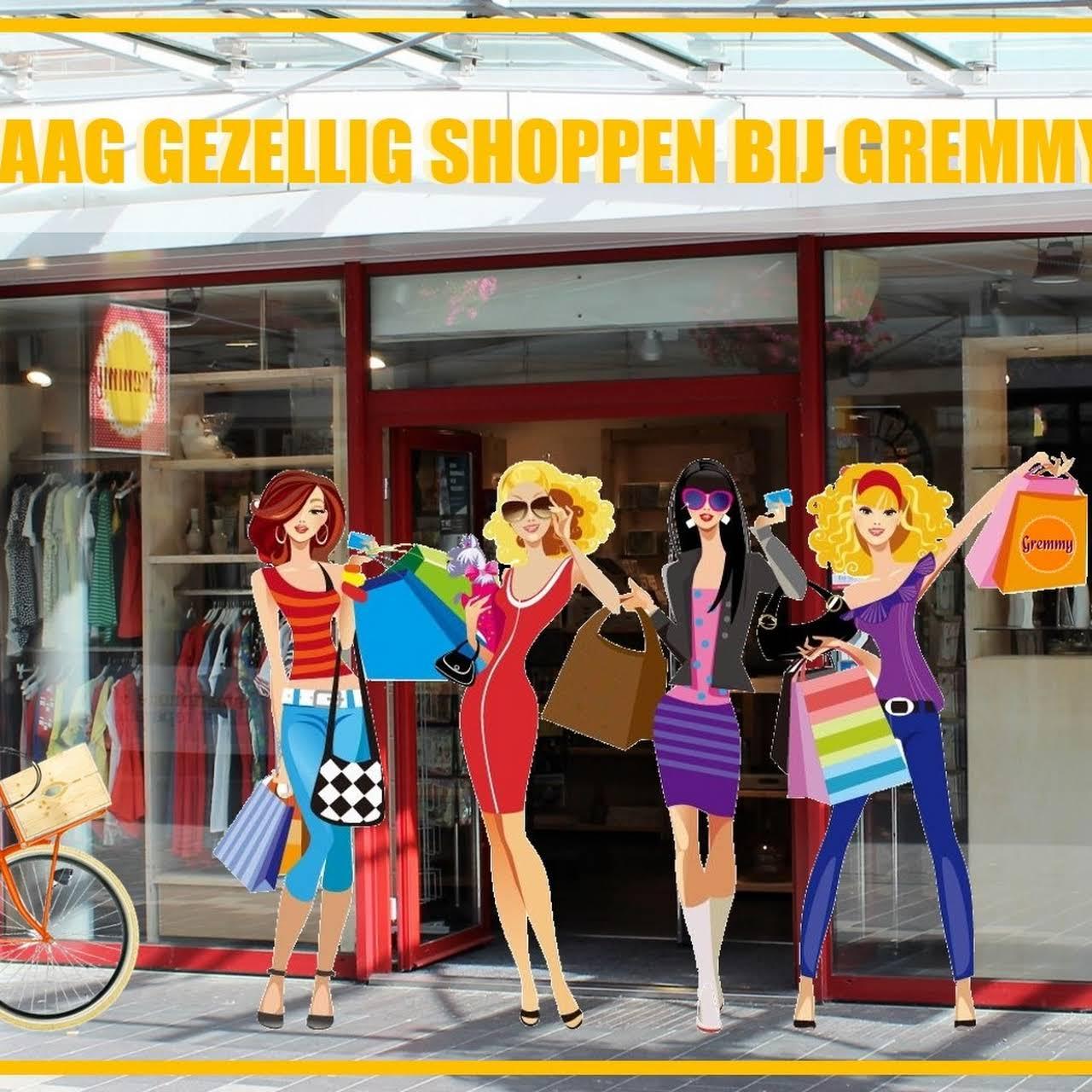 Gremmy Design Winkel In Tilburg