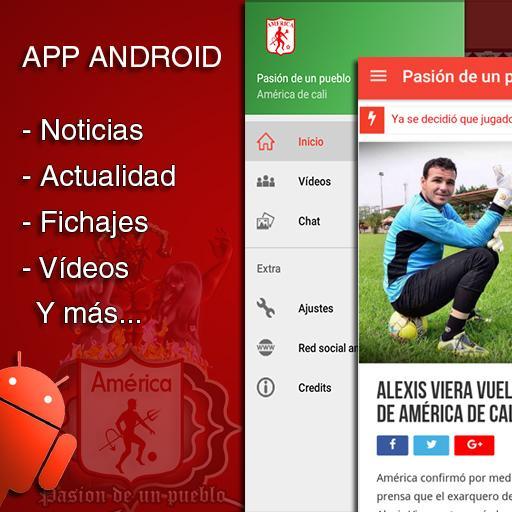 América Pasión De Un Pueblo 運動 App LOGO-硬是要APP