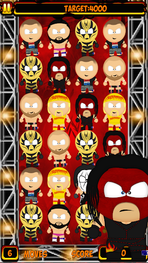 Match 3 - WWE Superstar Switch