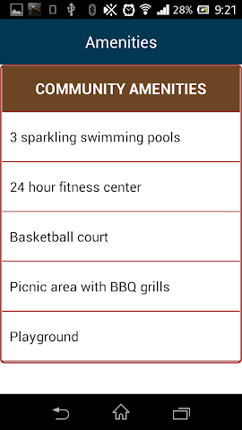 android Green Tree Apartments Screenshot 4
