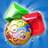 Jewels Island : Match-3 Puzzle