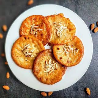 Malpua Recipe (Indian Pancake Dessert).