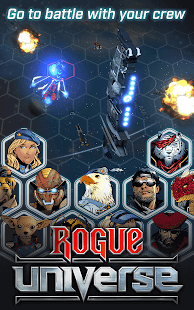 Rogue Universe: YEAR ONE Screenshot