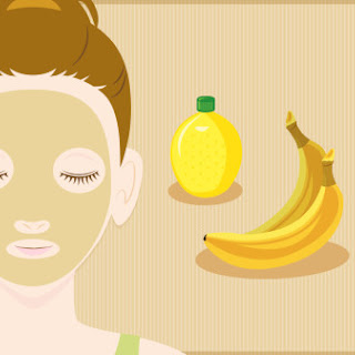 Nourish Tired Skin with This Homemade Banana Face Mask Recipe
