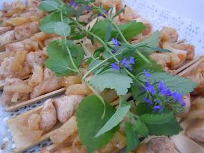 Photo: poulet bamboo 5 épices
