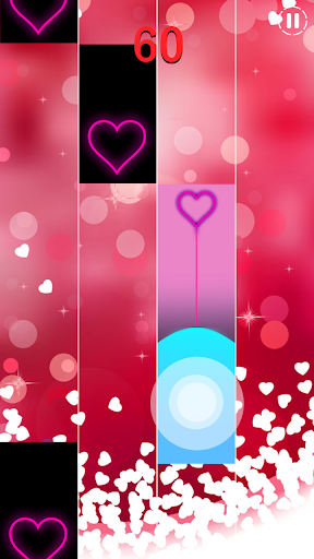 Heart Piano Tiles for PC