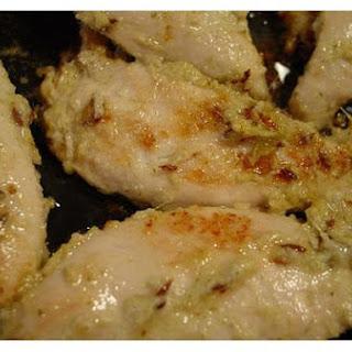Chicken Breast Marinade.