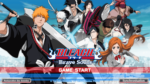 Télécharger BLEACH Brave Souls - Action 3D APK MOD (Astuce) screenshots 1
