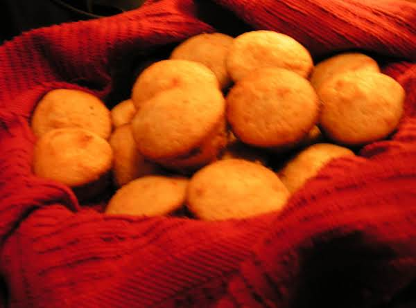 Sweet Cheese Biscuits - Dee Dee's