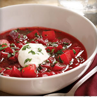 Borscht Without Cabbage Recipes