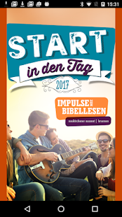 Start in den Tag 2017- screenshot thumbnail